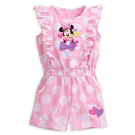 Minnie Mouse Onesie For Kids