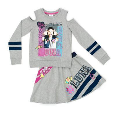 Ensemble jupe 2 pièces Soy Luna pour enfants