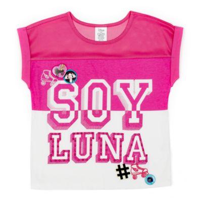 T-shirt basketball Soy Luna pour enfants