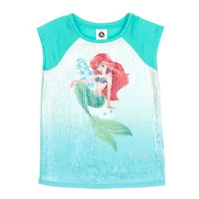 Camiseta infantil de La Sirenita