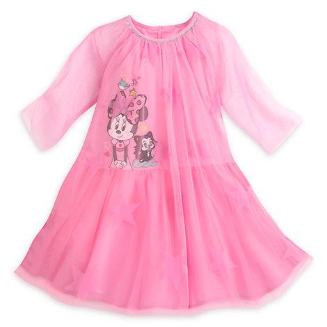Vestido de fiesta infantil de Minnie