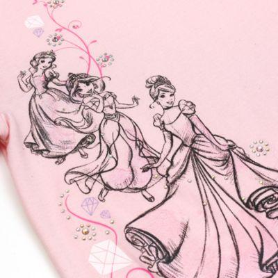 Disney prinsesse t-shirt