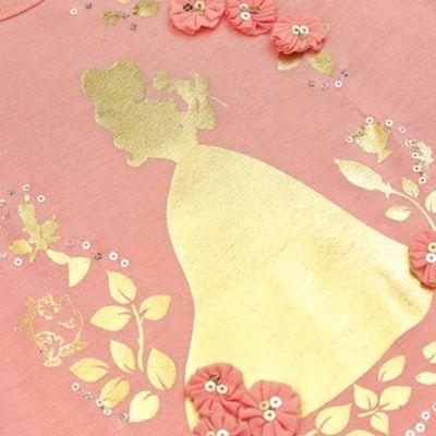 Die Schöne und das Biest - Belle T-Shirt für Kinder