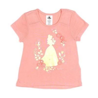 Camiseta infantil de Bella, La Bella y la Bestia