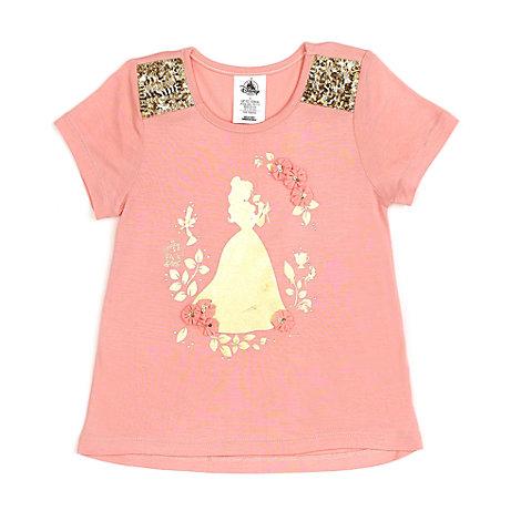 Belle t-shirt, Skønheden og Udyret