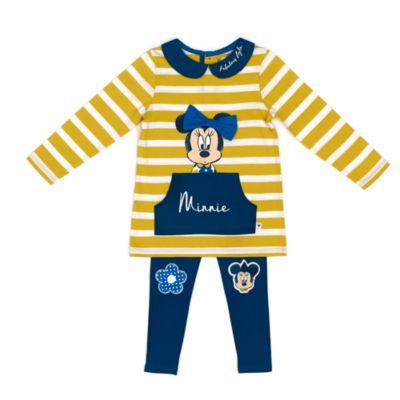 Minnie Maus - Set mit Tunika und Leggings für Kinder