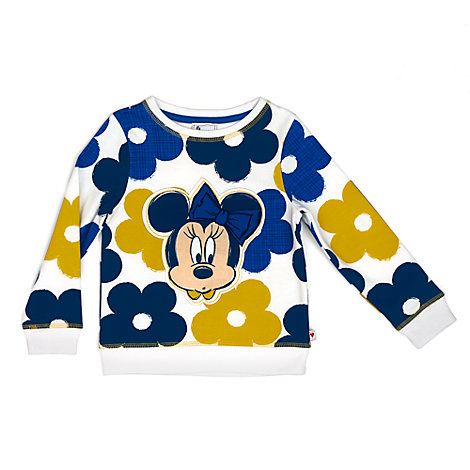 Minnie Mouse Sweatshirt For Kids