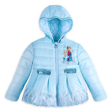 Anorak plumífero infantil Frozen