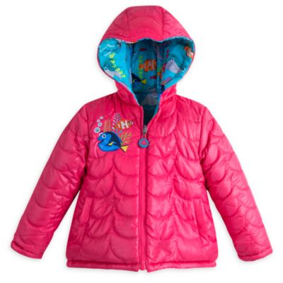 Finding Dory Reversible Winter Jacket for Kids