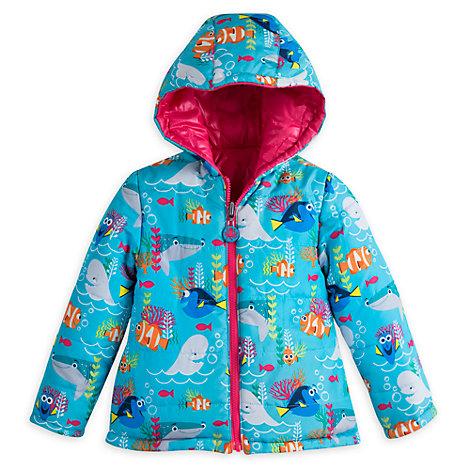 Finding Dory Reversible Winter Jacket for Kids