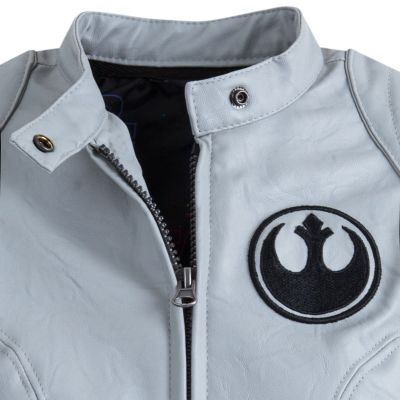 Star Wars: The Force Awakens Faux Leather Jacket