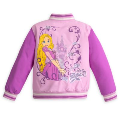 Rapunzel Varsity Jacket For Kids, Tangled: The Series