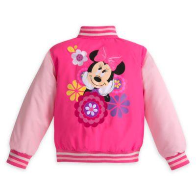 Minnie Maus – College-Jacke für Kinder