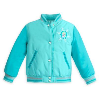 Frozen Varsity Jacket For Kids