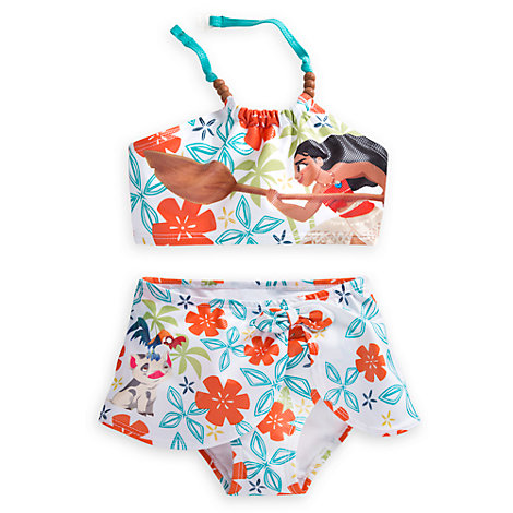 Vaiana Bikini für Kinder