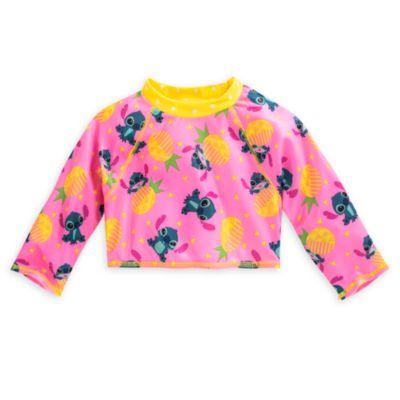Ensemble t-shirt de bain 2pièces Stitch pour enfants