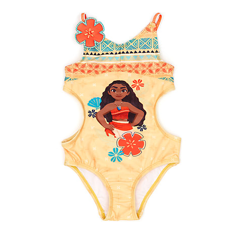 Moana Swimming Costume For Kids