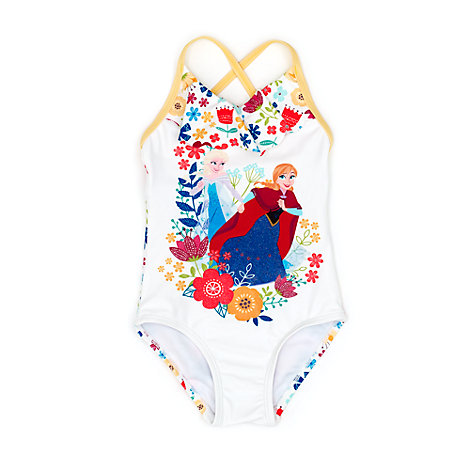 Frozen Swimsuit For Kids