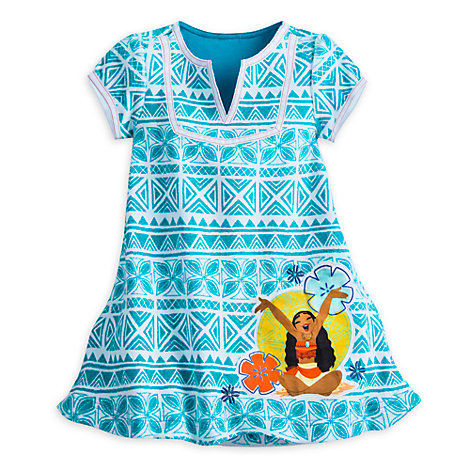 Moana Cover Up For Kids