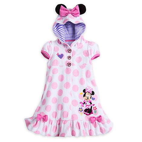 Minnie Mouse Cover Up For Kids
