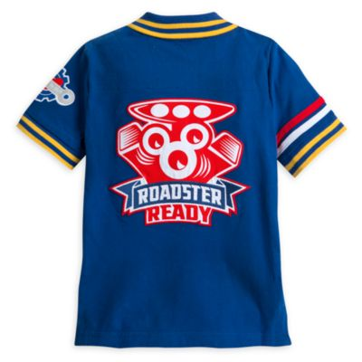 Mickey And The Roadster Racers Shirt For Kids