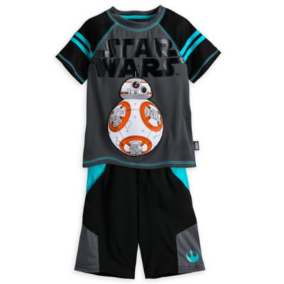 Star Wars: Das Erwachen der Macht - BB-8 - Set aus Oberteil und Shorts