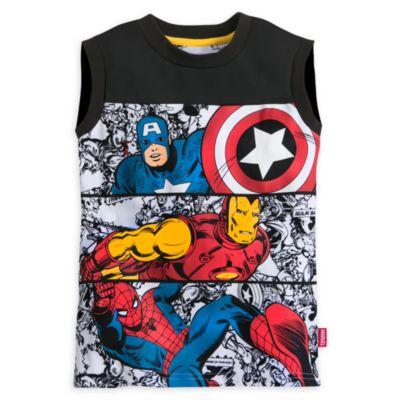 Ensemble haut et short Avengers pour enfants