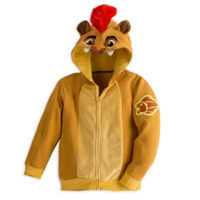 Sweatshirt à capuche La Garde du Roi Lion pour enfants