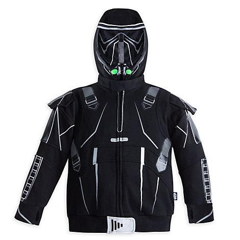 Death Trooper hættesweatshirt til børn, Rogue One: A Star Wars Story