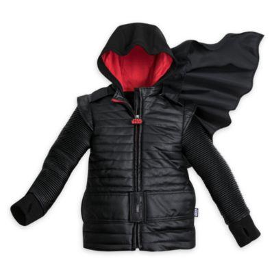 Kylo Ren Premium Hooded Jacket For Kids, Star Wars: The Last Jedi