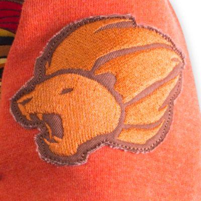 Løvernes garde hættetrøje