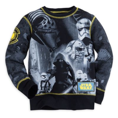 Star Wars: The Force Awakens Long Sleeve Top For Kids
