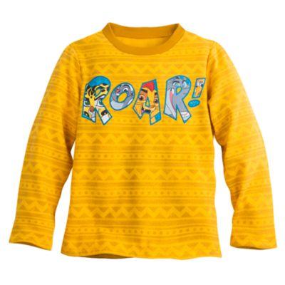 Camiseta y capucha infantil Kion, La Guardia del León
