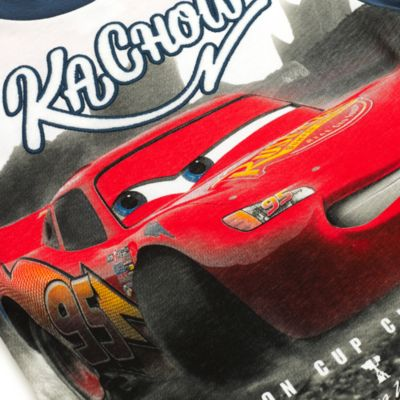 Disney Pixar Biler 3 Lynet McQueen t-shirt
