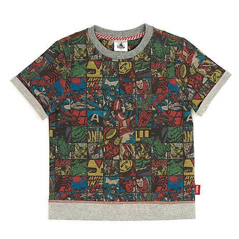 Camiseta infantil de Los Vengadores