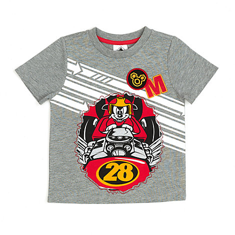 Mickey Mouse Roadster Racers T-Shirt For Kids