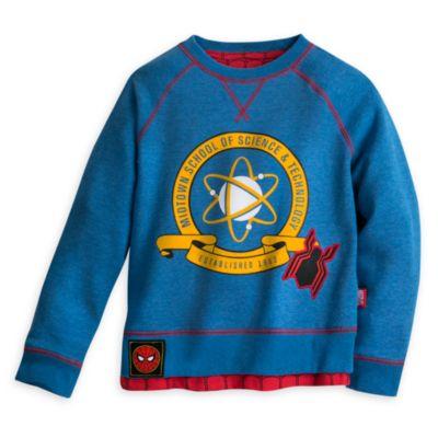 Spider-Man sweatshirt til børn