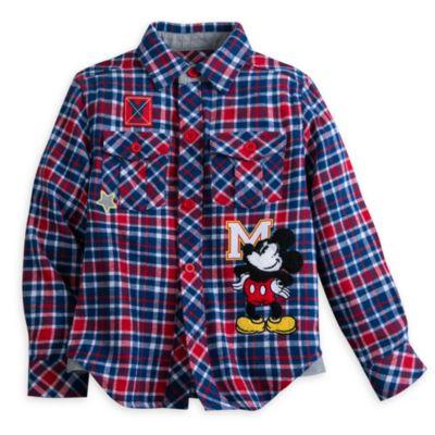 Musse Pigg-skjorta för barn