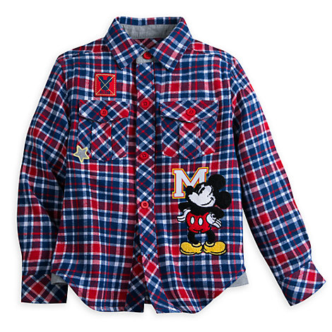 Mickey Mouse Shirt For Kids