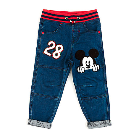 Mickey Mouse Trousers For Kids