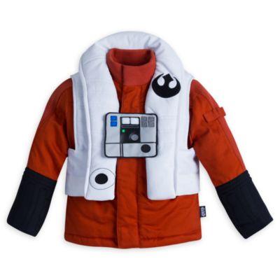 Blouson d'hiver pour enfant Poe Dameron, Star Wars : Le Réveil de la Force