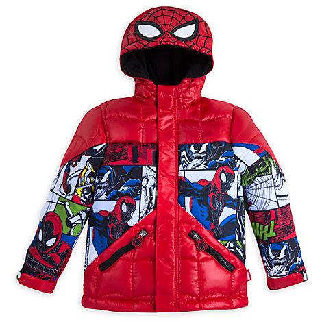 Doudoune Spider-Man pour enfants