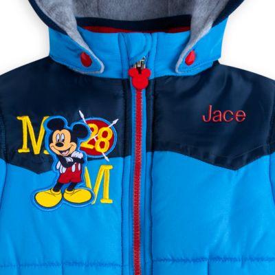 Doudoune Mickey Mouse pour enfants