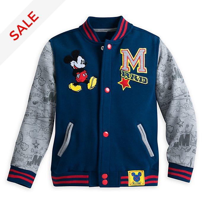 Micky Maus College Jacke für Kinder