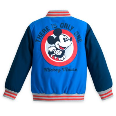 Chaqueta universitaria infantil de Mickey Mouse