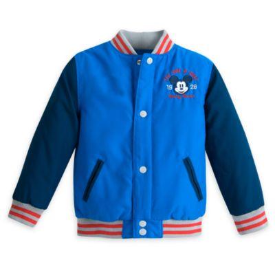 Micky Maus - College-Jacke für Kinder
