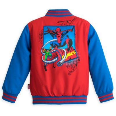 Spider-Man - College-Jacke für Kinder