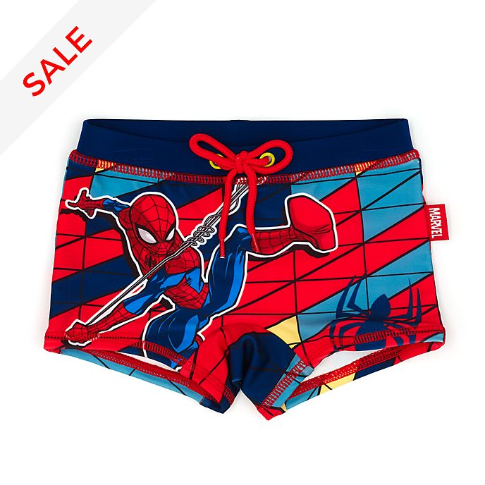 fe2d7d7325 Spider-Man Swimming Trunks For Kids