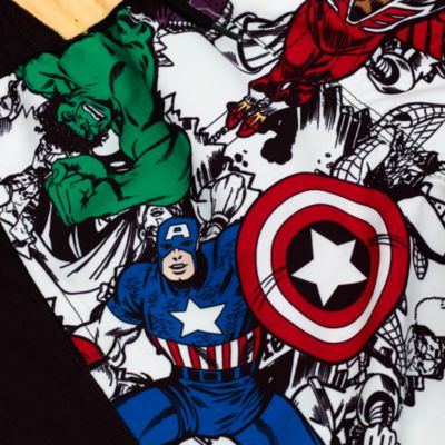 Marvel Avengers Assemble Swim Shorts For Kids