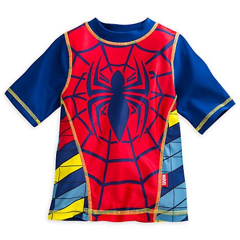 T-shirt de bain Spider-Man pour enfants